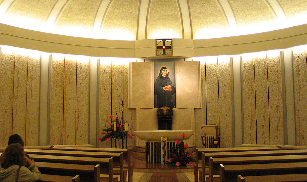 Basilica   Mercy - Saint Faustina - Diary - Jesus, I trust in You ...