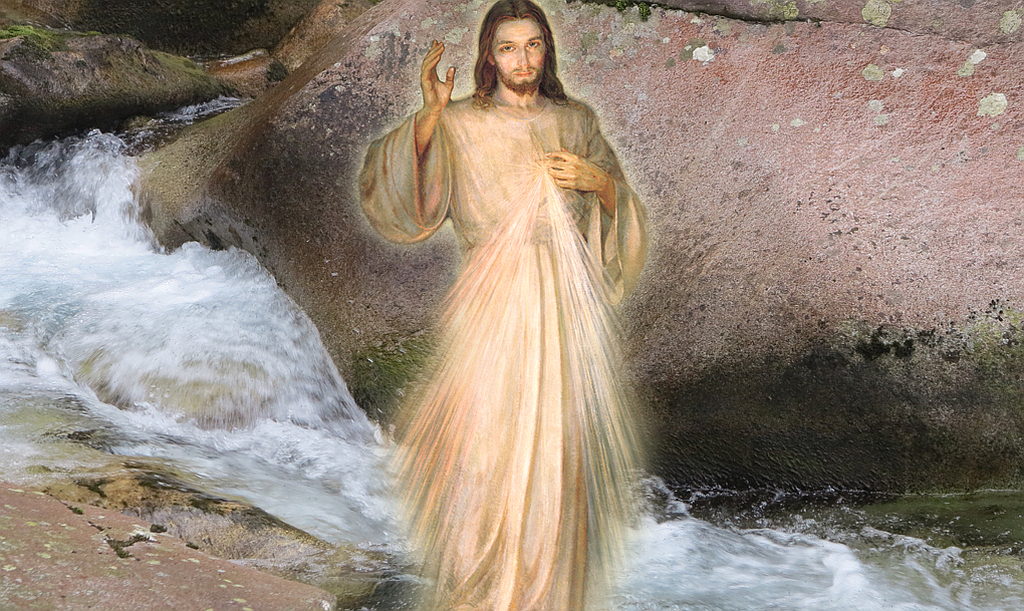 Litany to The Divine Mercy | Mercy - Saint Faustina - Diary - Jesus