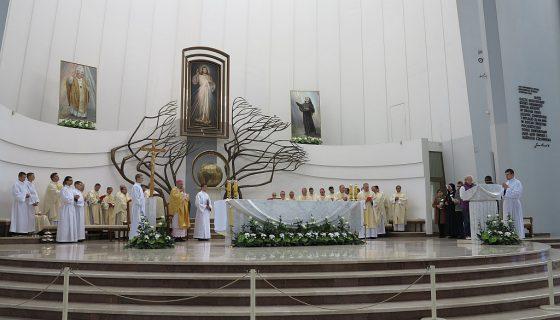 Porządek nabożeństw - bazylika