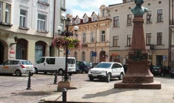 Tarnow - Plac Kazimierza