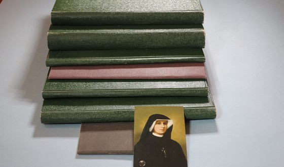 Dzienniczek - zeszyty rękopisu