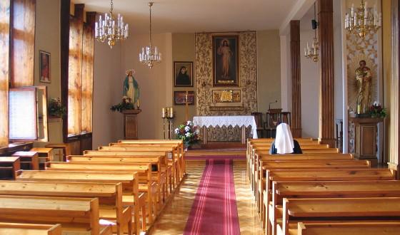 Kaplica Siostry Faustyny w Kaliszu