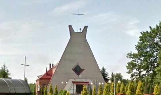 Rudniki - kosciol pw Milosierdzia Bozego