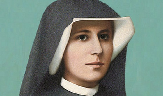 Siostra Faustyna Kowalska - Apostolka