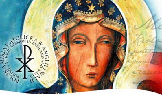 Polska Misja Katolicka - parafia Matki Bozej Krolowej Polski
