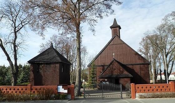 Chynow - najstarszy kosciol Mazowsza