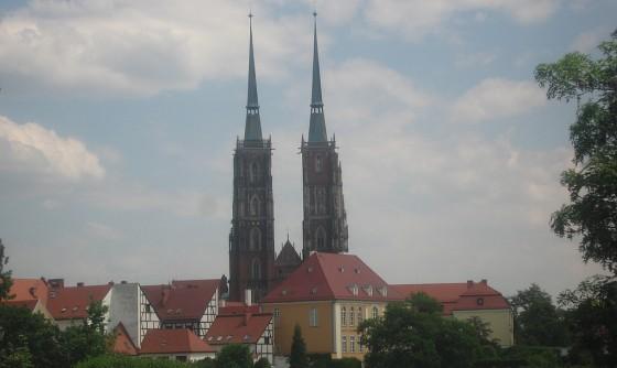 Katedra we Wroclawiu