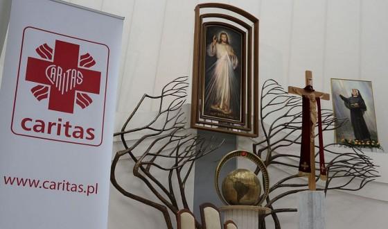 Pielgrzymka caritas