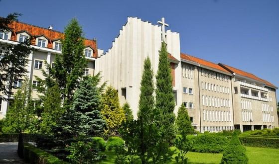 Poznan - dom chrytsusowcow