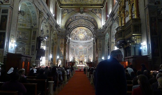 Centrum w Rzymie