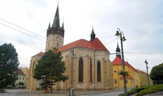 Preszow - konkatedra