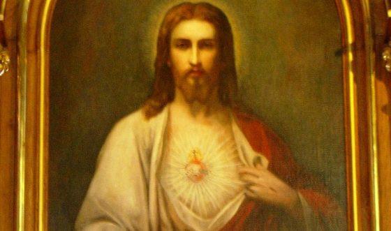 Serce Jezusa - Lagiewniki