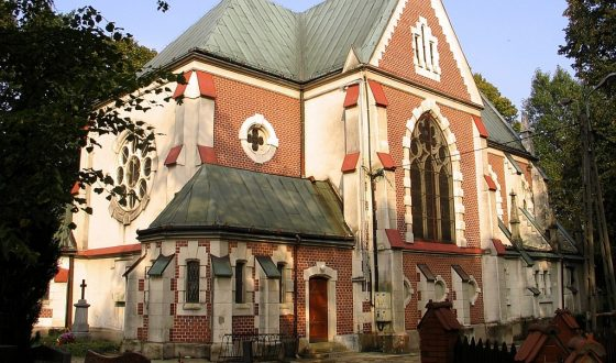 kosciol w Bielsko-Bialej