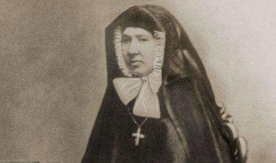 Matka Teresa Potocka - zalozycielka ZMBM