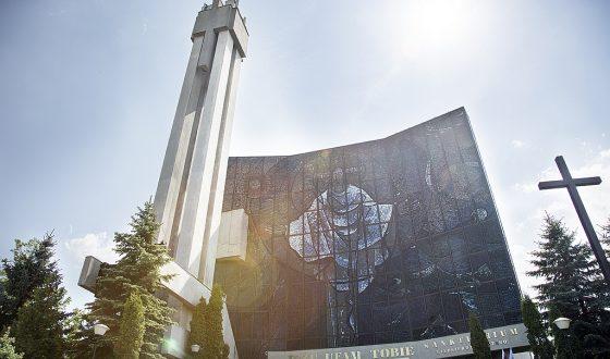Sanktuarium w Ozarowie Mazowieckim