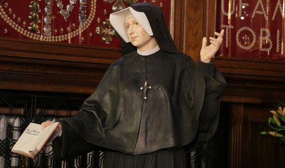 Siostra Faustyna - Sanktuarium