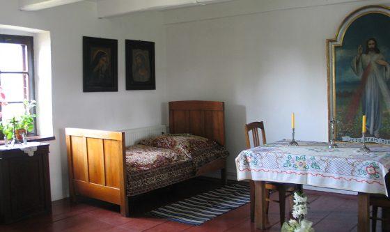 Dom rodzinny w Glogowcu
