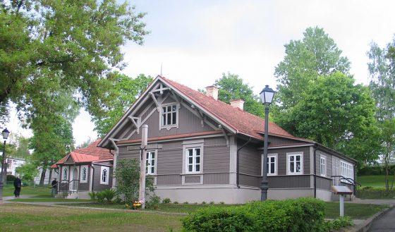 Wilno - klasztor ZMBM - miejsce objawienia Koronki